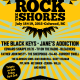 rock the shores 2015 lineup poster