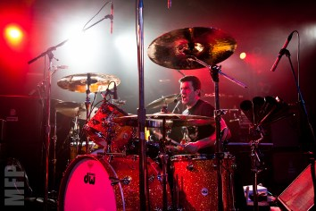 Coady Willis of Big Business at Showbox SODO © Michael Ford
