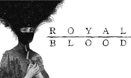 royal blood 2015 tour logo