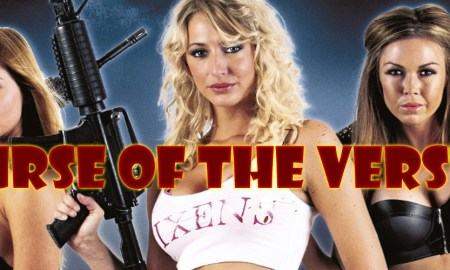 Strippers vs Werewolves (2012) poster review podcast curse of the versus