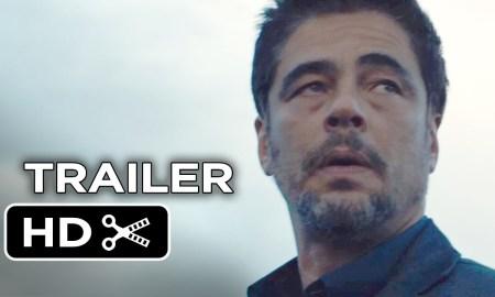 Sicario [2015] – Official Trailer #1
