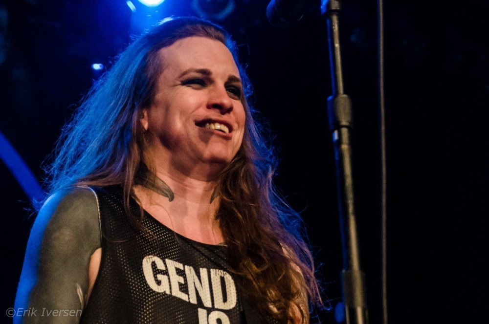 Against Me! @ Vogue Theatre © Erik Iversen