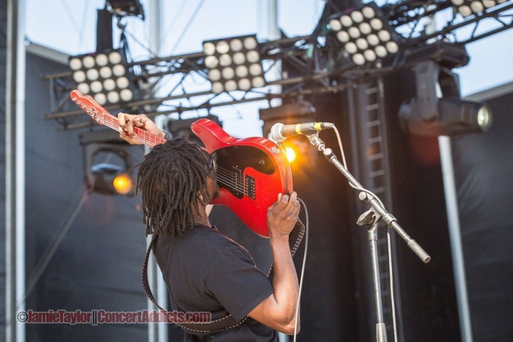 Black Joe Lewis Squamish Valley music Festival 2014
