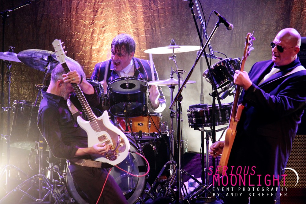 Triggerfinger @ Commodore © Andy Scheffler