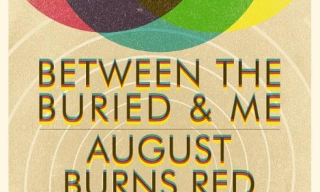 Between The Buried And Me + August Burns Red Announce Co-Headlining Tour