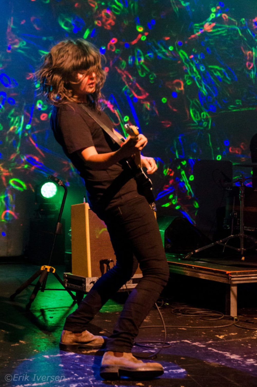 Courtney Barnett @ Commodore Ballroom © Erik Iversen