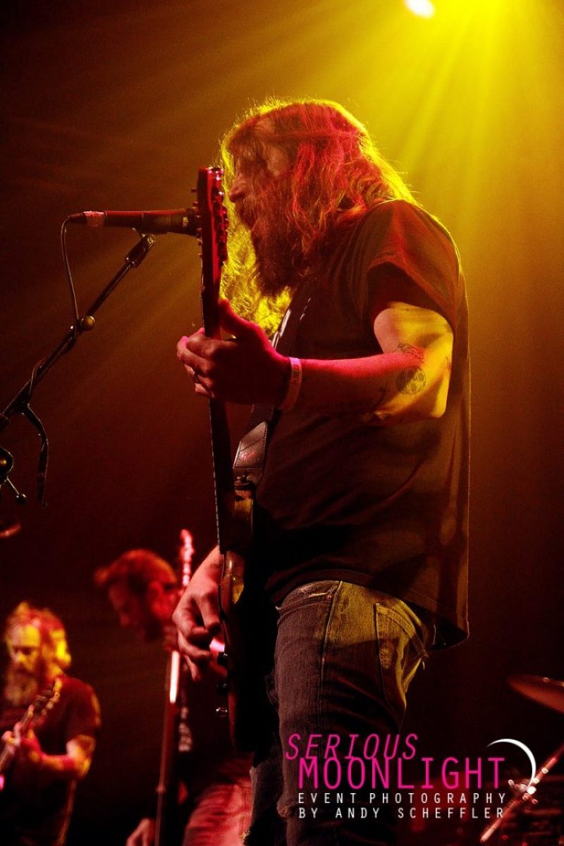 Red Fang @ Venue © Andy Scheffler