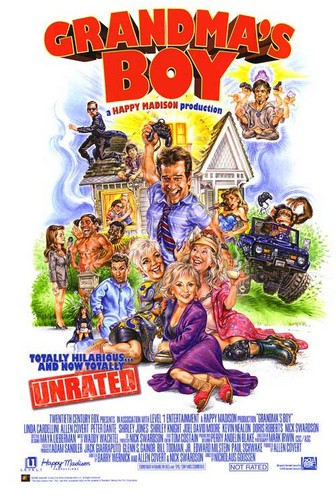 grammas boy 2006 movie poster