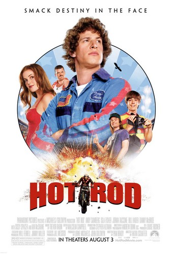 hot rod 2007 movie poster