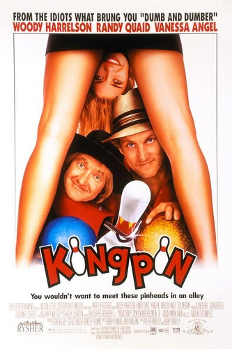 kingpin 1996 movie poster