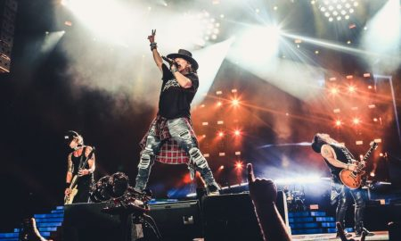 Guns N Roses seattle centurylink field august 12 2016