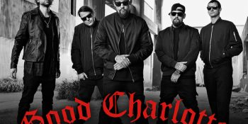 Win Tickets to Good Charlotte at Commodore Ballroom (Vancouver)