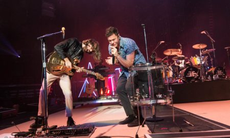 Imagine Dragons @ Rogers Arena in Vancouver, BC on October 8th 2017