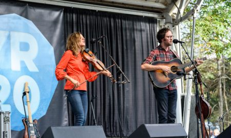 Mandolin Orange @ Yep Roc 20 Hillsborough 2017