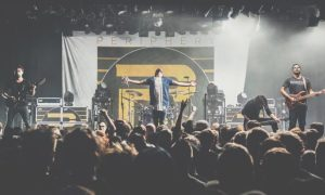Periphery at The Commodore Ballroom in Vancouver, BC on November 28th 2017