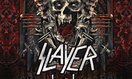 Final tour 2018 Slayer + Lamb of God + Anthrax + Behemoth + Testament at PNE Forum