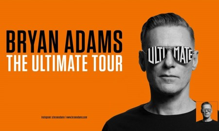 """Bryan Adams Unveils """"The Ultimate"""" Tour"""