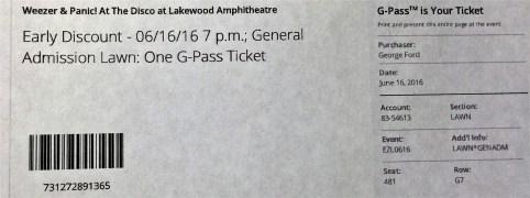Weezer_ticket