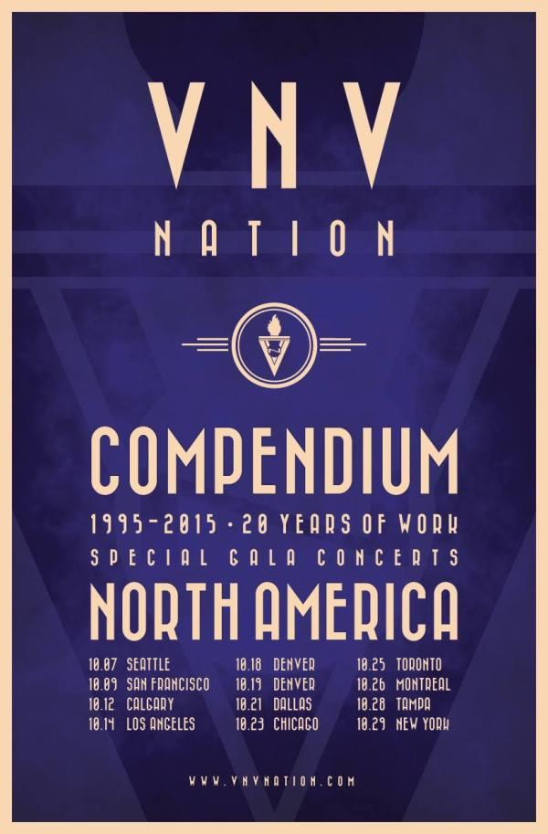 VNV Nation - Promo