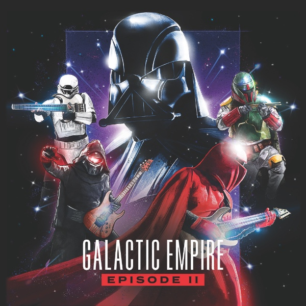 "Galactic Empire - ""Episode II"""