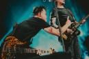 Mark Hoppus and Matt Skiba / blink 182