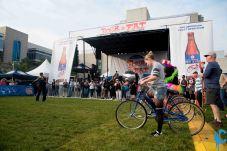 Tour De Fat - Slowest Bike Race