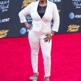 Regina Belle at the 34th Stellar Awards held at Orleans Arena, Las Vegas on March 29, 2019 in Las Vegas, NV, USA (Photo by: Mike Ware/Sipa USA)