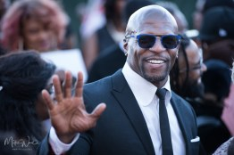 Terry Crews at the 34th Stellar Awards held at Orleans Arena, Las Vegas on March 29, 2019 in Las Vegas, NV, USA (Photo by: Mike Ware/Sipa USA)