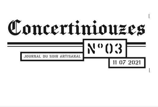 Concertiniouzes n°3 est là !
