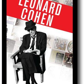 leonard cohen poster concert old ideas