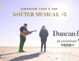 Goûter musical 5 - Duncan & CO
