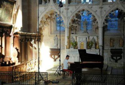 Bruno Prévalet piano concert