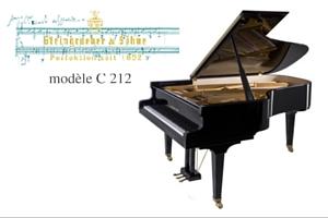 Steingraeber C 212 Piano de Concert de Prévalet Musique