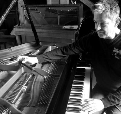Bruno Prevalet - Facteur de piano à Dijon