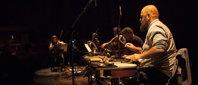 L'ensemble Minisym au Consortium Prévalet musique