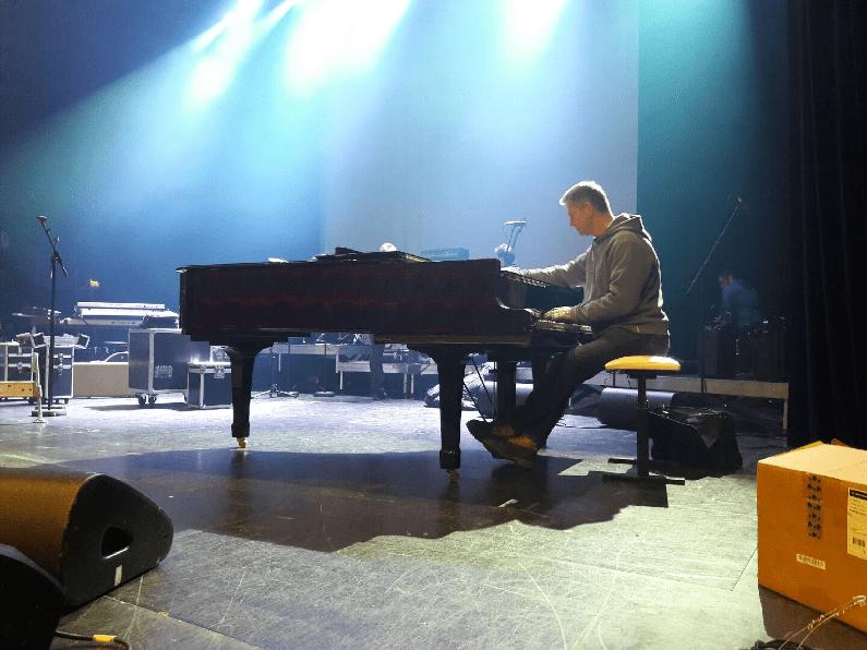 Mise en place Yamaha C6 Prévalet Musique