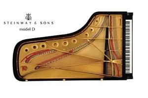 piano de concert steinway d 274