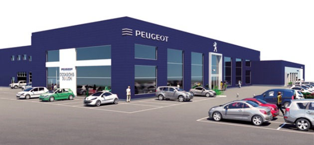 peugeot car avenue saint avold garage