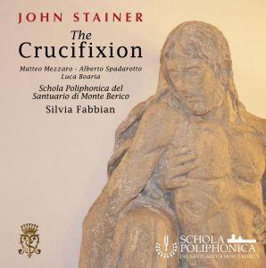 copertina cd Crucifixion