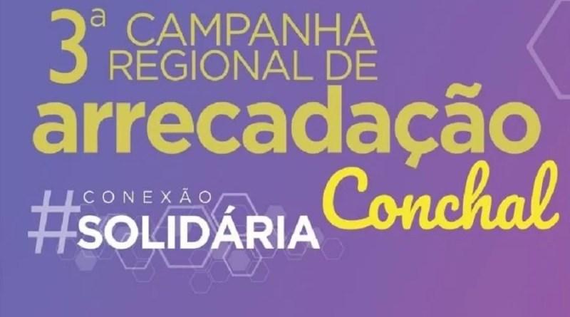 Conchal participa da campanha Conexão Solidária da EPTV neste sábado, dia 17