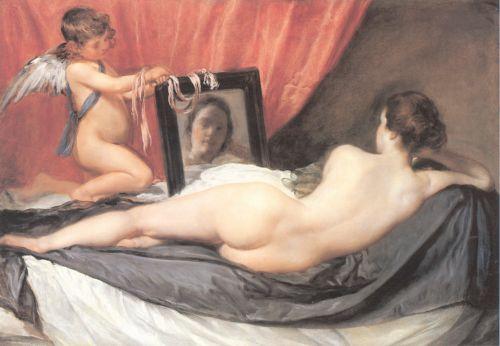 Venus At Her Mirror