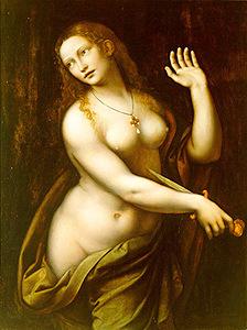 Lucrezia Romana