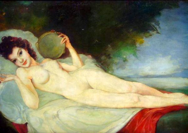Reclining Nude.bmp