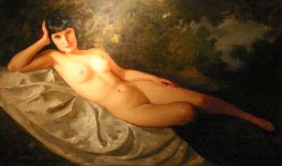 small_Reclining Nude 2