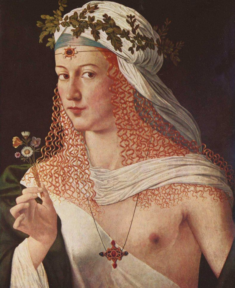 Lucrezia Borgia (Bartolomeo Veneto)