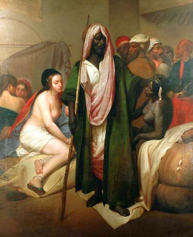 Le marchand d'esclaves