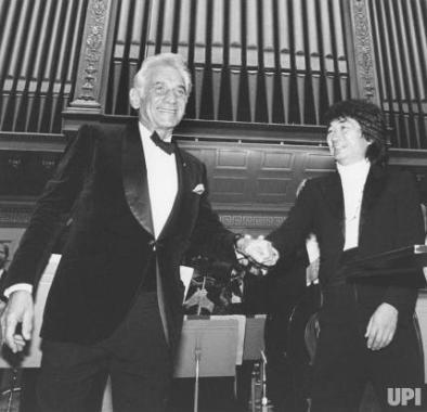 BSO 1980 Centenial, Bernstein-Ozawa