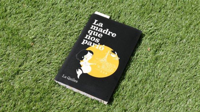 Chucherías, libro La madre que nos parió de Cristina Quiles