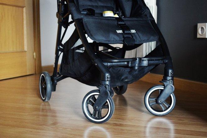 Ruedas de la silla ligera compacta Kuki de Baby Monsters