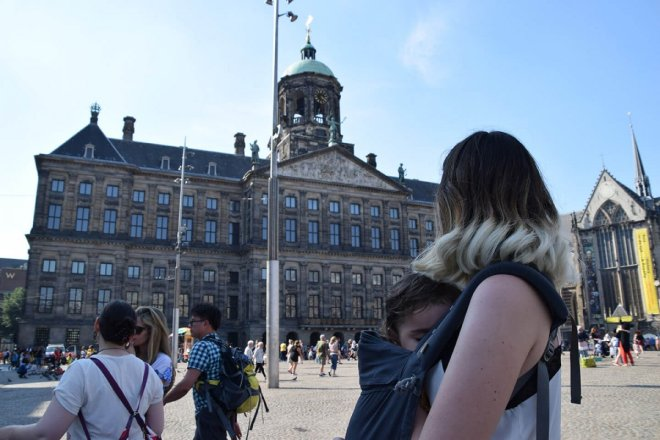 El Palacio Real de Amsterdam, parada obligatoria en una visita de 2 días a Amsterdam